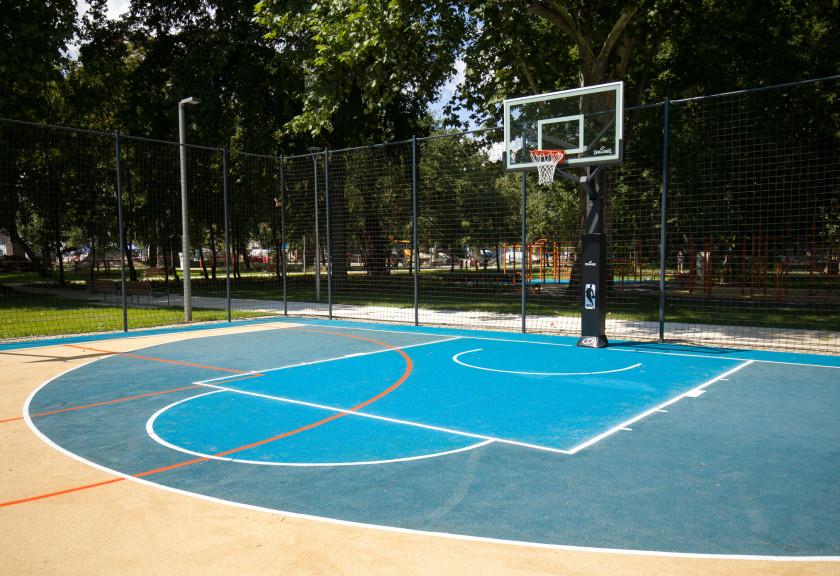 Basketball Mini Arena