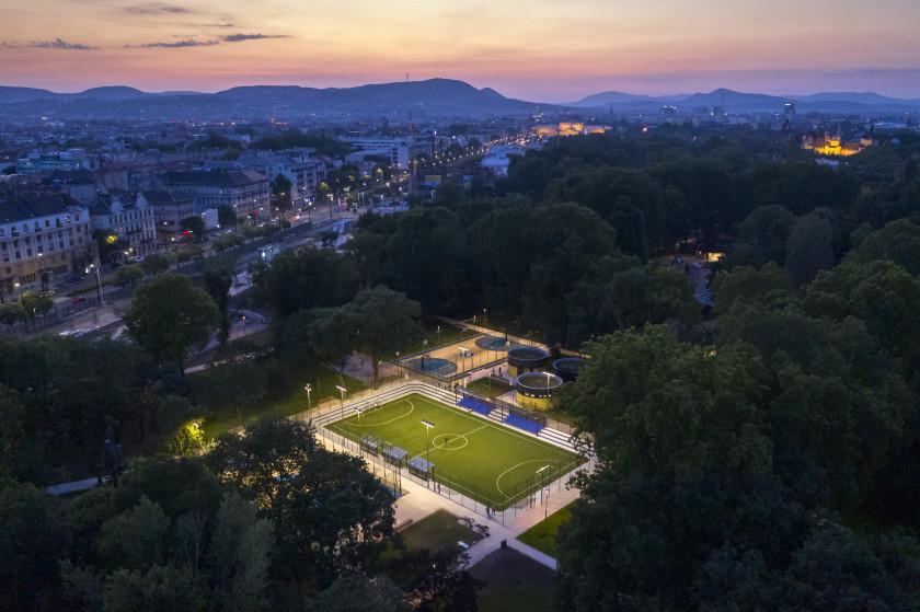 Városliget Mini Arena - football pitch