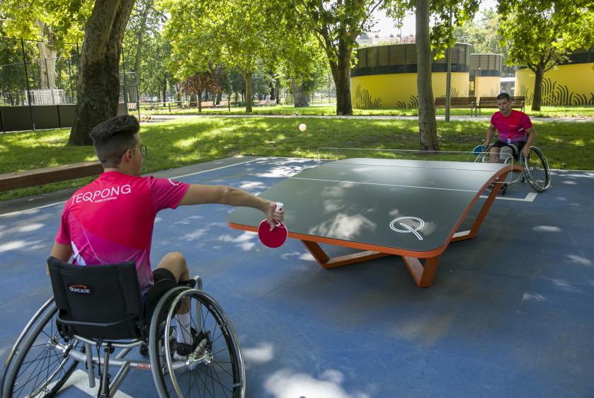Városligeti Sportcentrum - az akadálymentes sportolásért