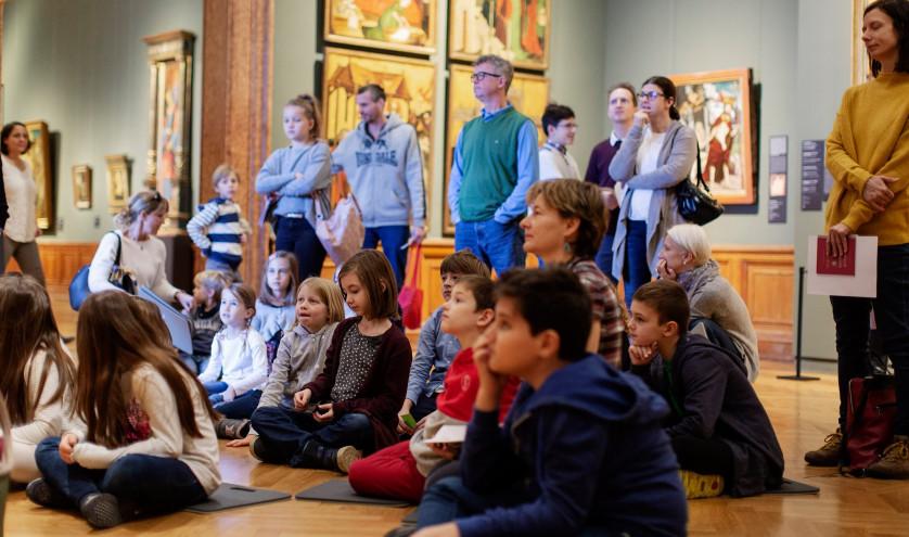 Szépművészeti Múzeum gyerekprogram