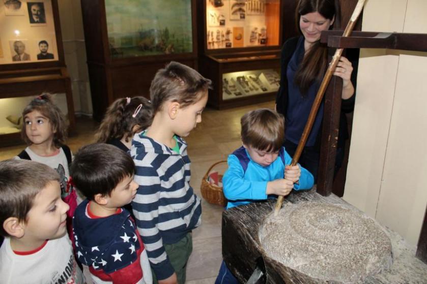 Vajdahunyad Vára - Mezőgazdasági Múzeum gyerekprogram