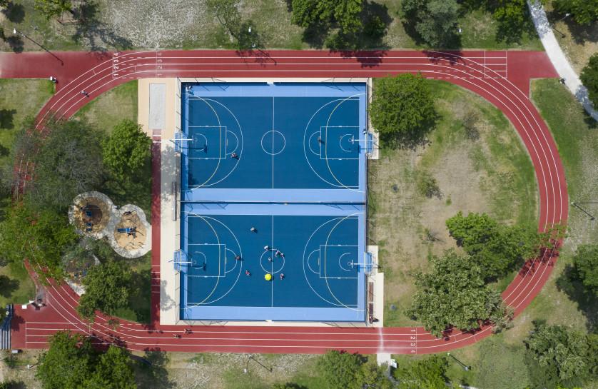 Ifjúsági sportpályák