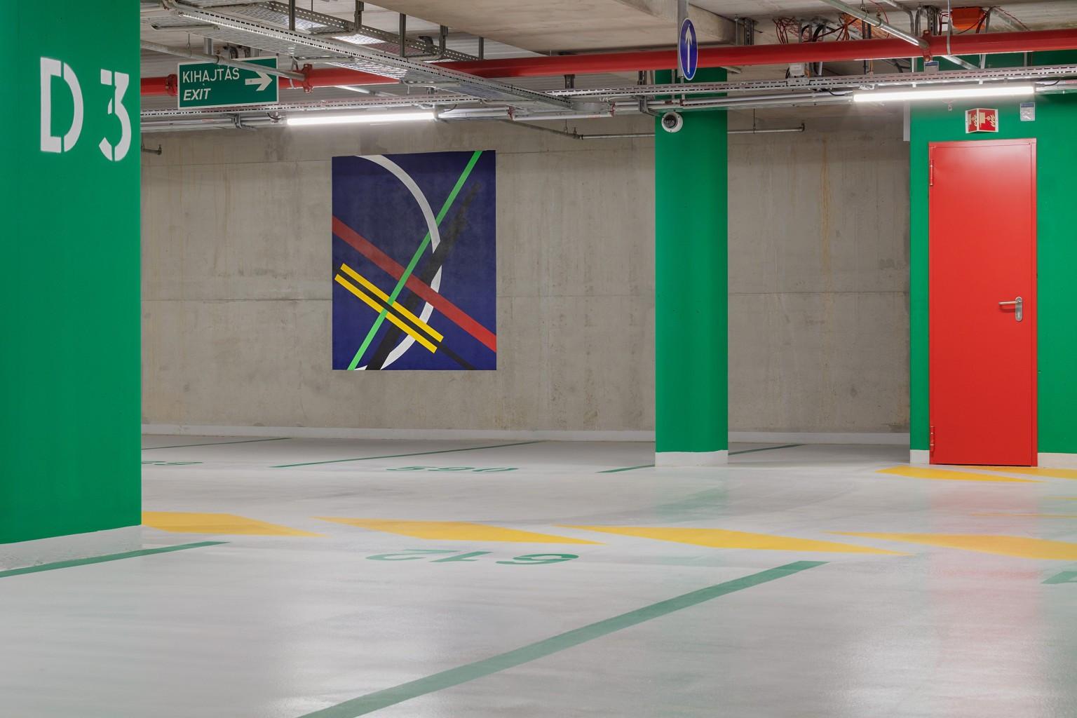 Museum Underground Parking