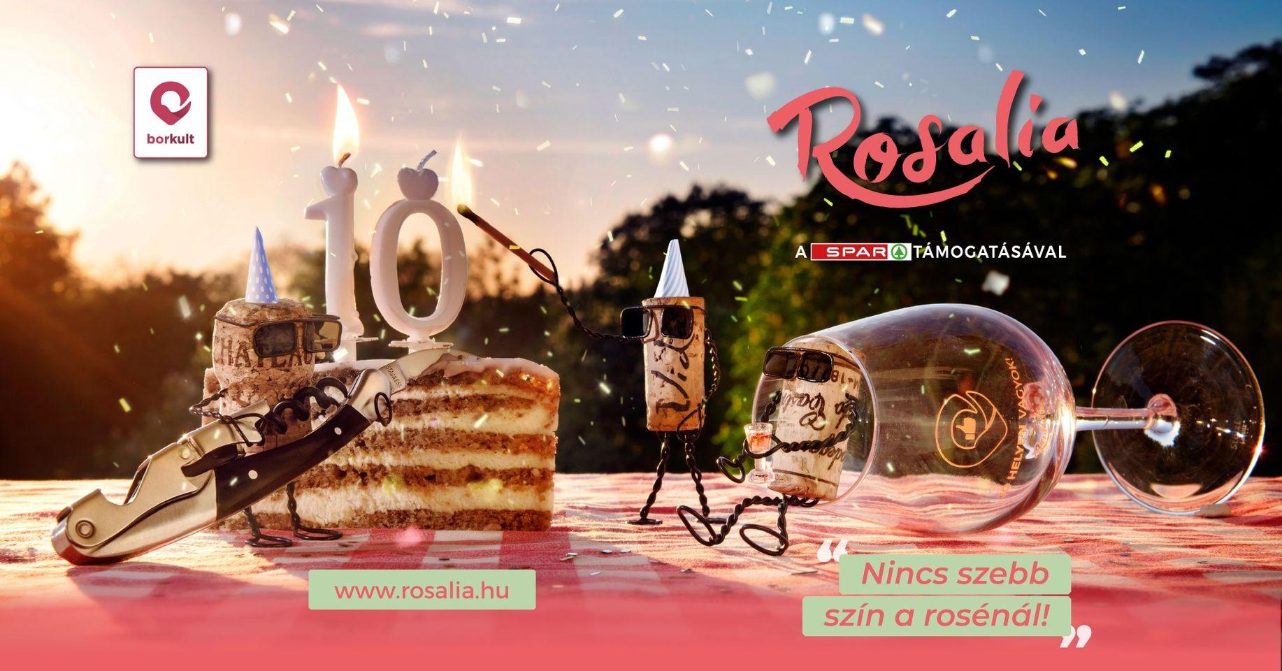 10. Rosalia fesztivál