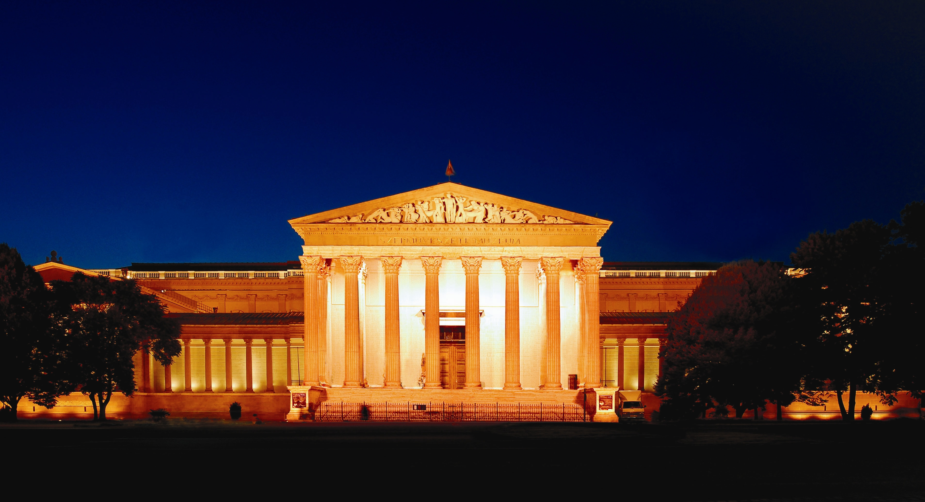 The reconstruction of the Museum of Fine Arts Recognised with the Europa Nostra Award