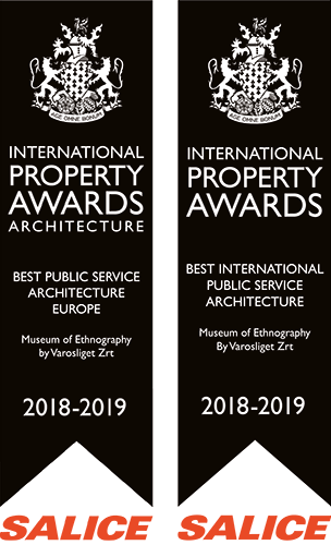 International Property Awards badges